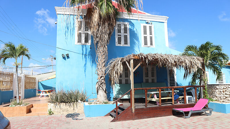 Student house Curacao