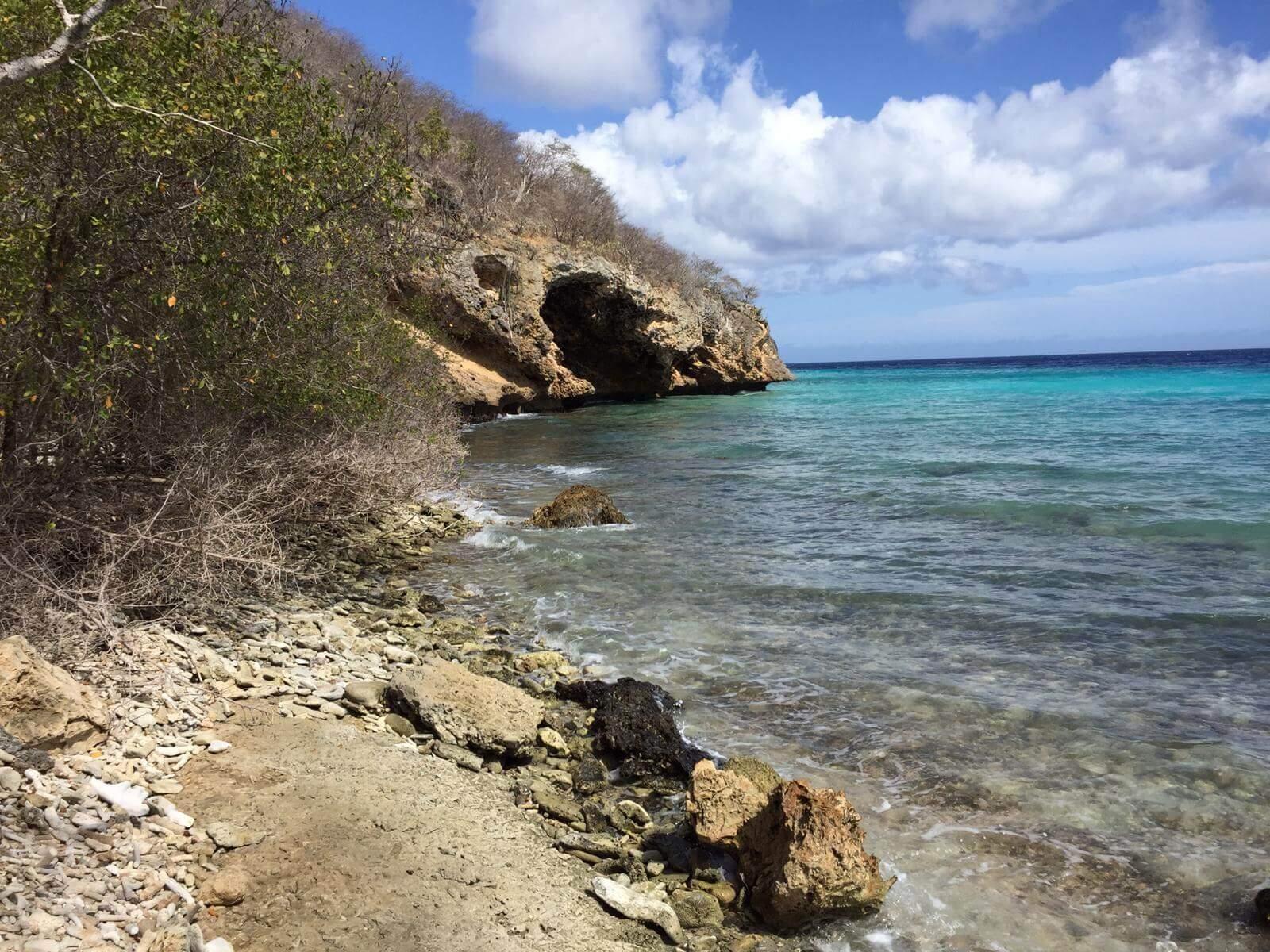 Uitkijkpunt Curacao