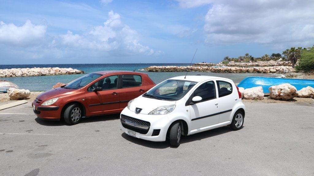 Stage location de voiture à Curaçao