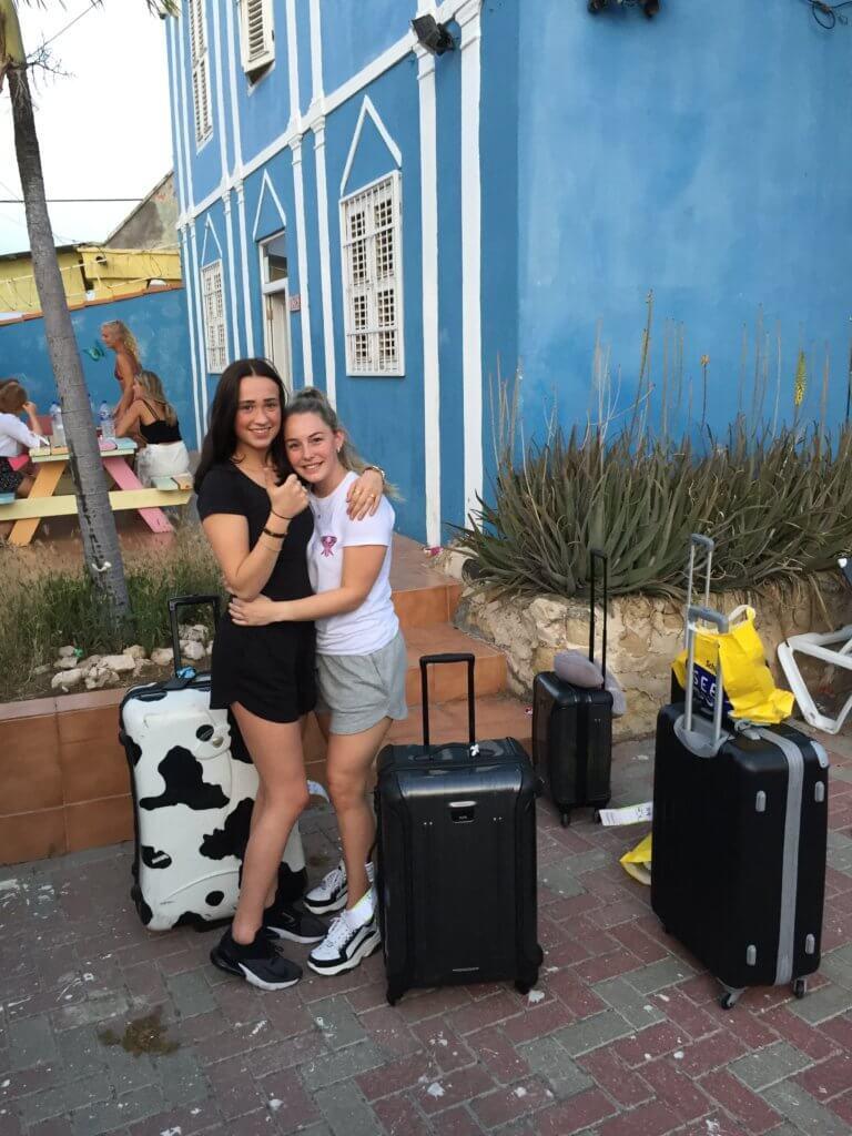 Internship on Curacao