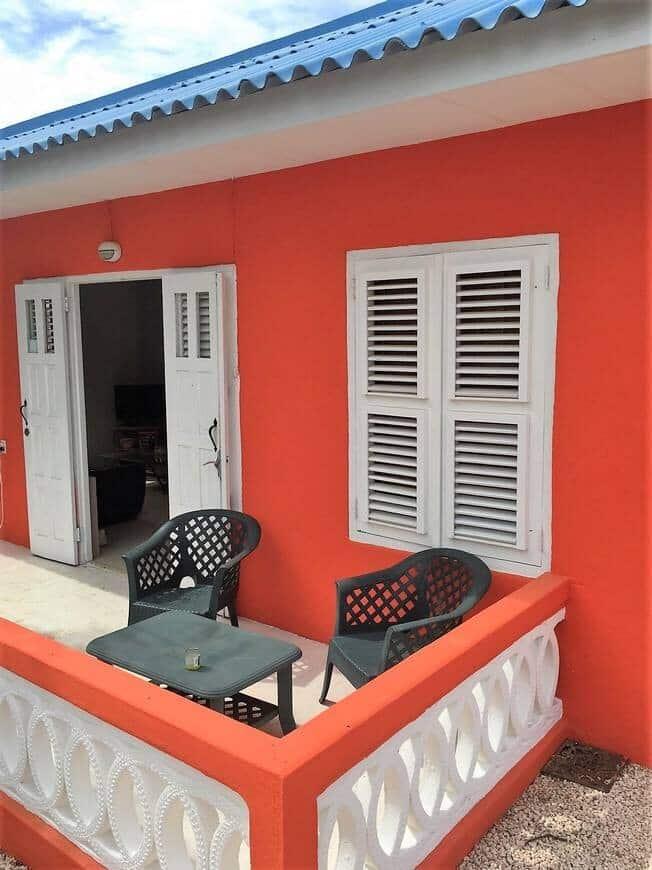 Studentenhuis 7 Curacao