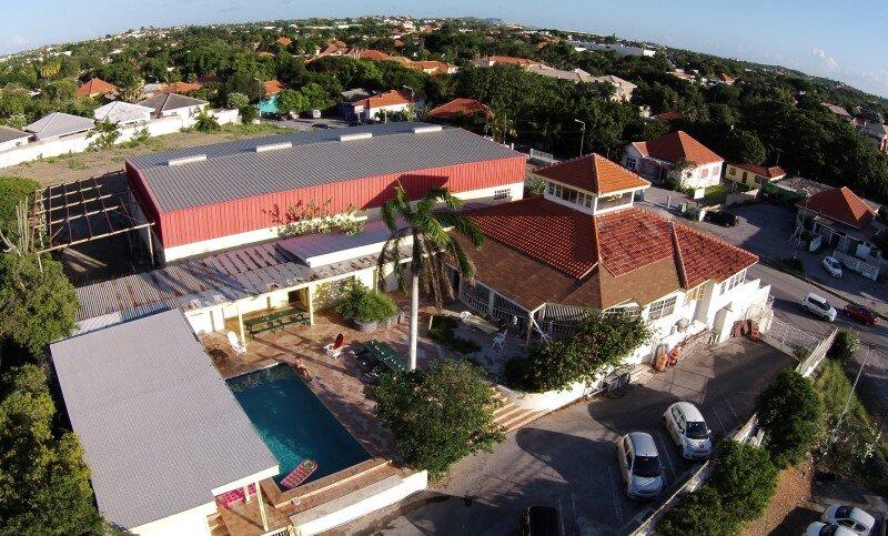 Studentenhuis 6 Curacao