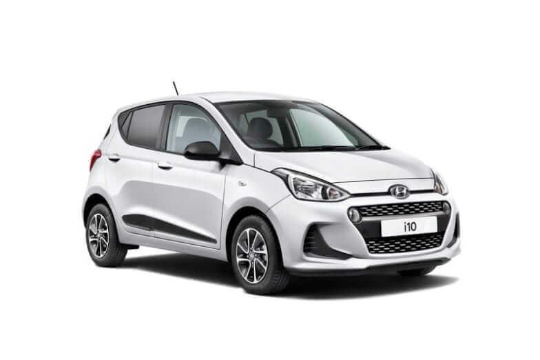 Hyundai i10 curacao
