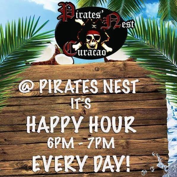 Pirates Nest Curaçao