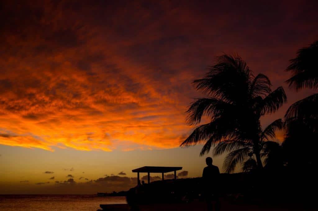 Heimwee op Curacao