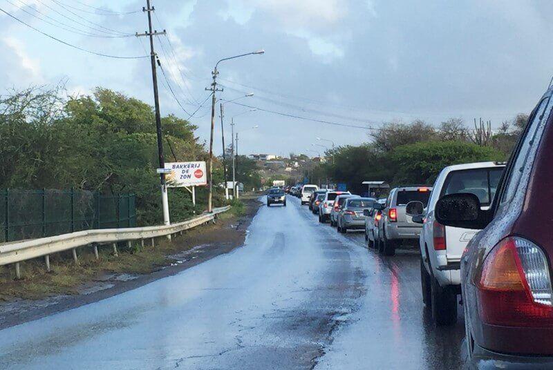 Autorijden op Curacao