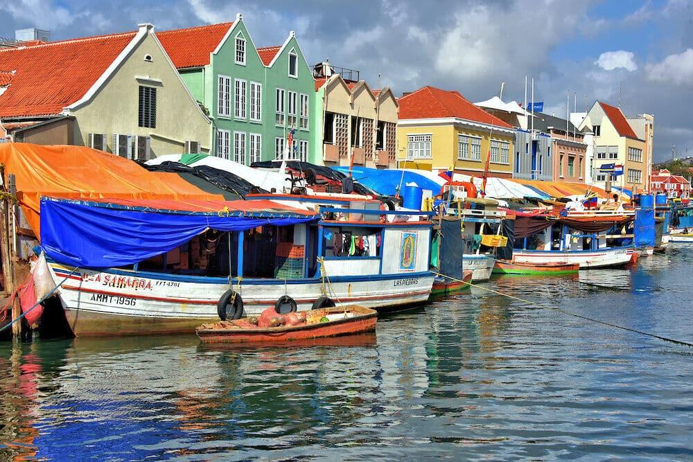 Supermarkten op Curacao