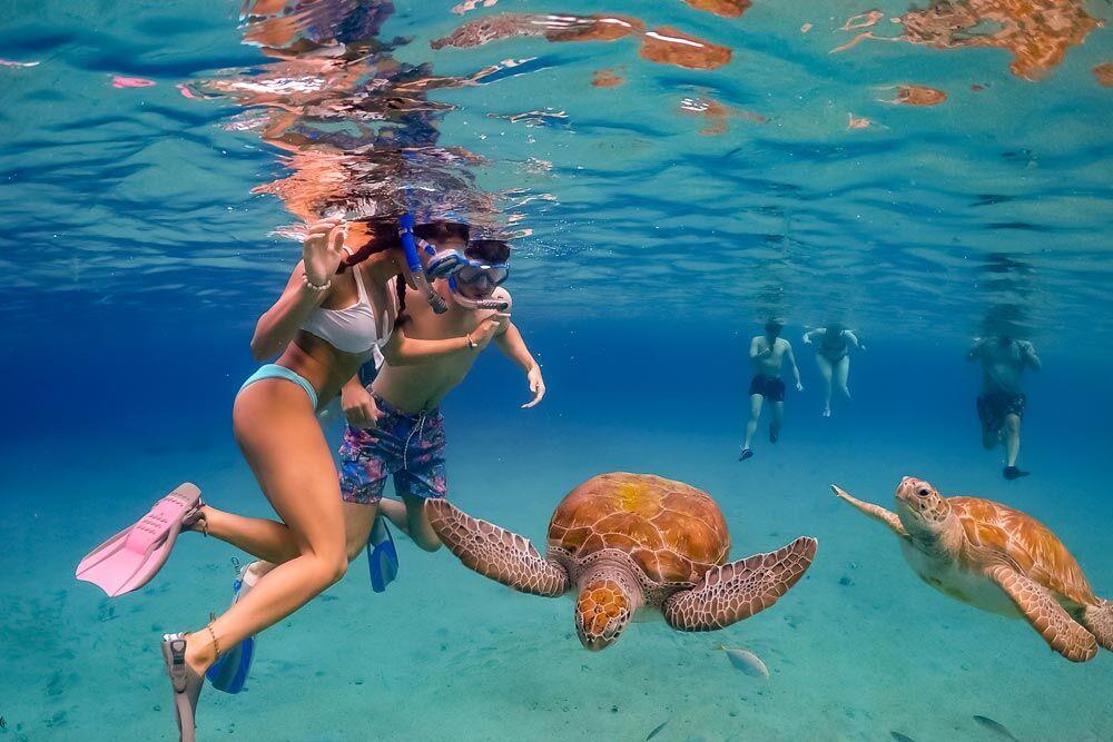 Waarom stage lopen op Curacao